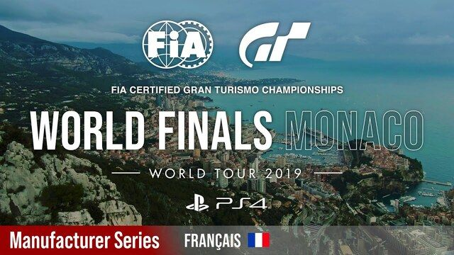 FIA GT Championships 2019 - Finale Manufacturers Series