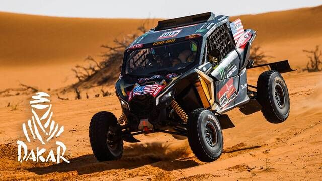 Dakar 2021: Stage 6 Highlights - Lightweight Vehicles