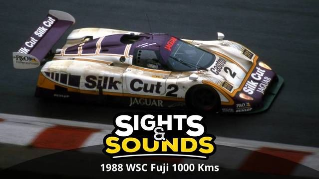Sights & Sounds: 1988 WSC Fuji 1000 Kms