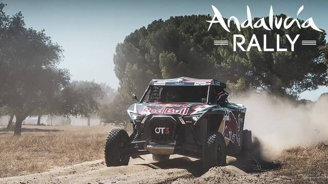 2020 Andalucia Rally - Stage 3