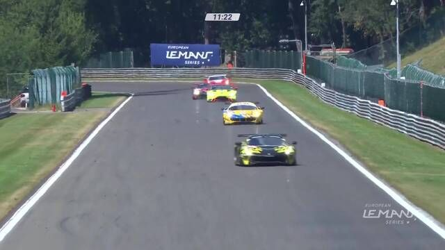4 Hours of Spa-Francorchamps: Qualifying start