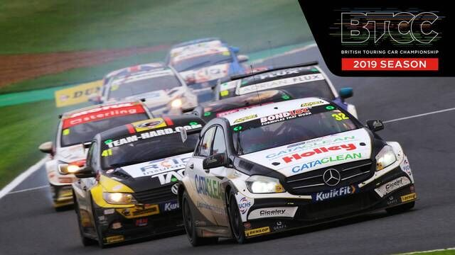 BTCC: Brands Hatch - Race 29 in 120 seconds