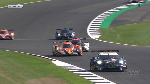 4h Silverstone: Highlights