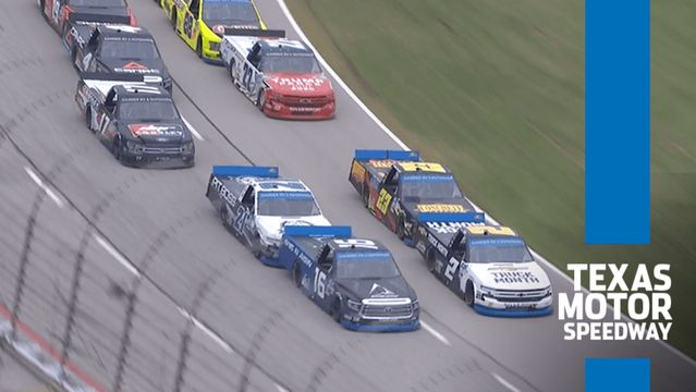 Final Laps: Creed punches ticket in overtime at Texas