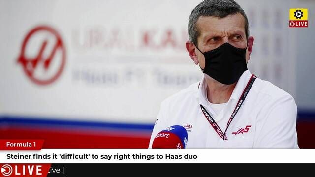 Guenther Steiner: Difficult to say right things to drivers