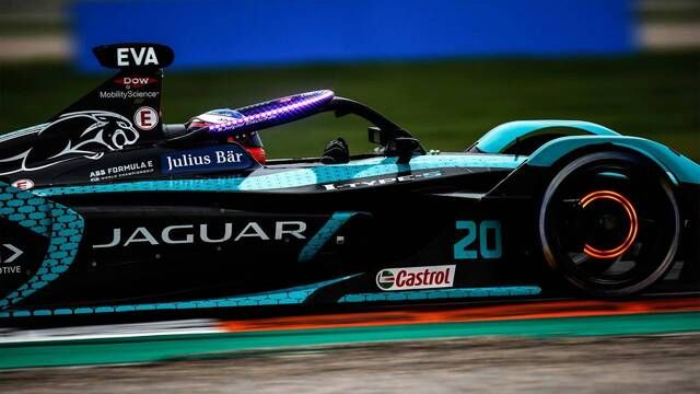 Jaguar Racing | Race Week VLOG | Valencia E-Prix