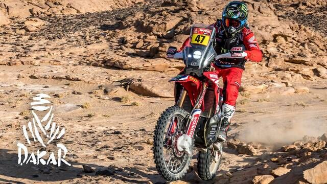 Dakar 2021: Etappe 3 Highlights - Motoren