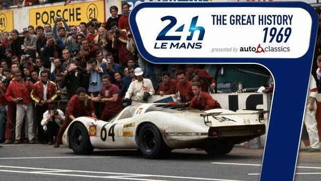 24 Hours of Le Mans - 1969