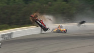 Pocono: Highlights, Rennen