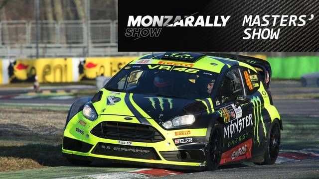 LIVE - Le Monza Rally Show 2018