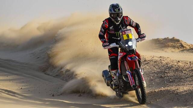 Dakar 2020, Day 10 Moto: gli highlights