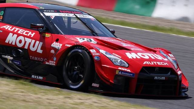 SUPER GT Suzuka 300km race highlights