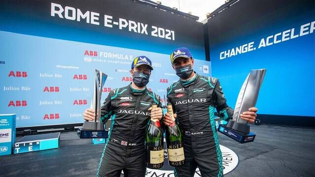 Jaguar Racing | Round 3 & 4 | Rome E-Prix Highlights