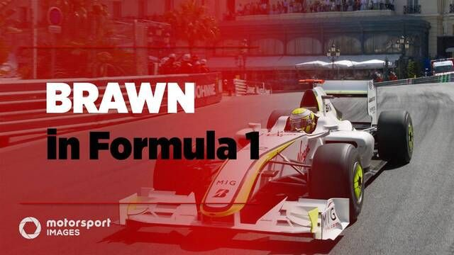 Grand Prix Greats – Brawn in F1