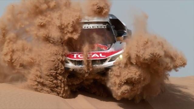 Dakar 2018 Game Preview