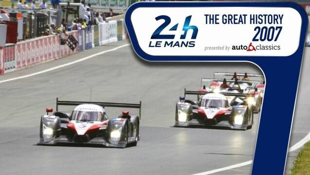 24 Hours of Le Mans - 2007