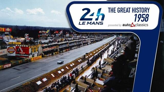 24 Hours of Le Mans - 1958