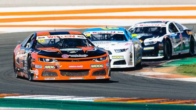 NASCAR Whelen Euro Series: Valencia Saturday highlights