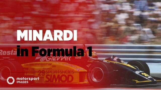 Grand Prix Greats - The Story Of Minardi