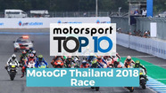 Top 10 Highlights Race | MotoGP Thailand 2018