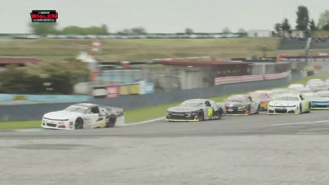 NASCAR Whelen Euro Series: Franciacorta Elite 2 Race 2 start