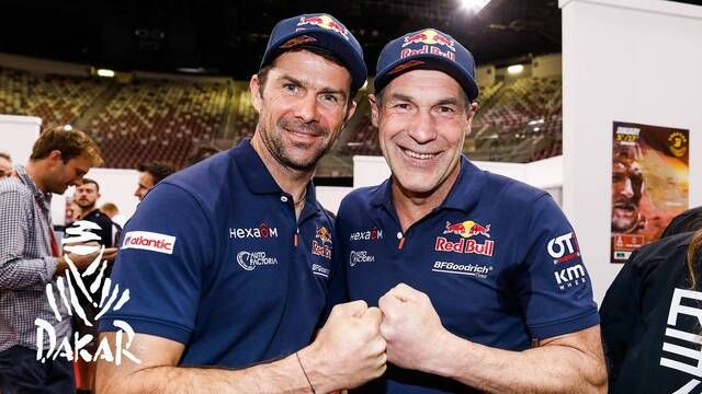 Dakar 2020: Driver Portrait - Mike Horn and Cyril Despres