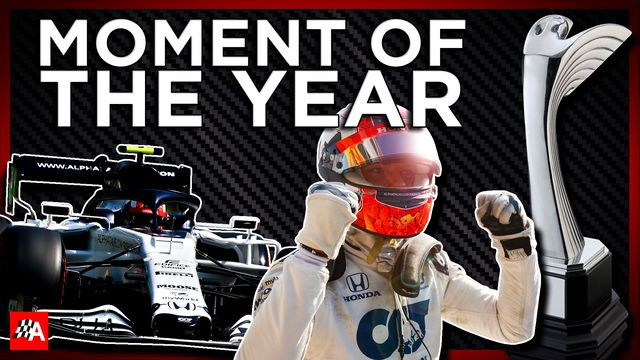 Moment Of The Year - Autosport Awards 2020