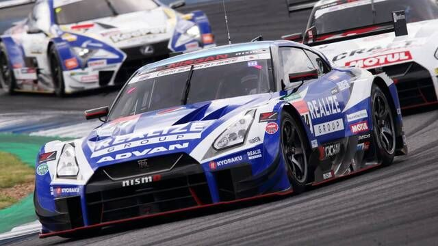 Livestream: SUPER GT in Sugo