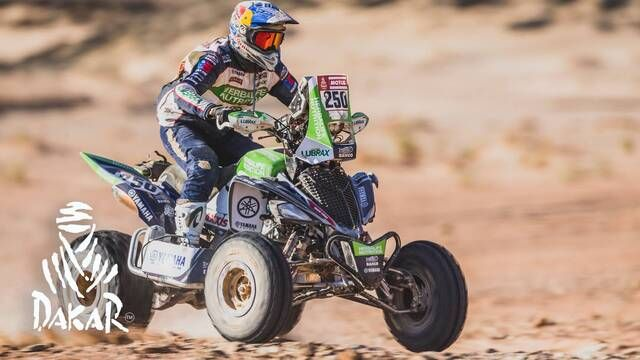 Dakar 2020: Day 2 Highlights - Bikes and Quads