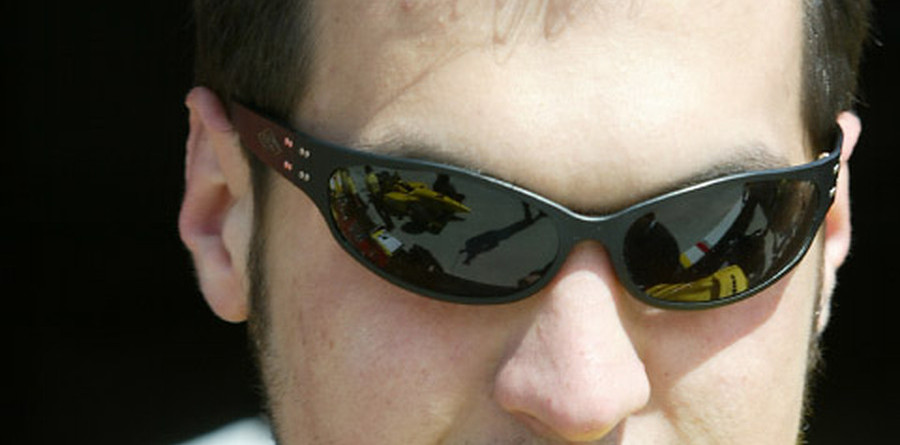 IRL: California: Hornish by a nose over Lazier