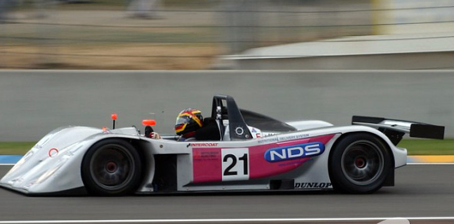 Werner Lupberger looks forward to the 24 Hours