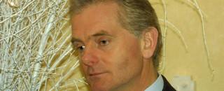 Formula 1 Jonathan Palmer, Wilson's manager, interview