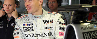 Formula 1 Good rally result for H?kkinen may lead to more