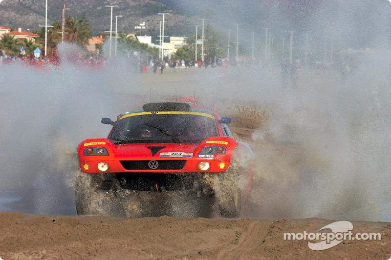 Dakar: Stage three Castell?n to Valencia notes