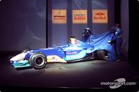 Sauber launches the C22