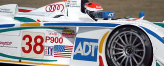 ALMS Champion Audi leads after six hours at Sebring