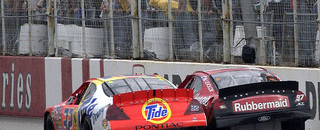 NASCAR Cup Craven wins wild finish at Darlington