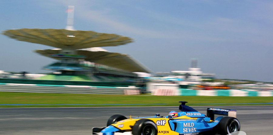 First pole position for Alonso at Malaysian GP
