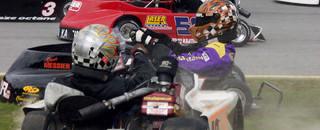 Kart WKA: Petty posts pair at Jasper Pavement National