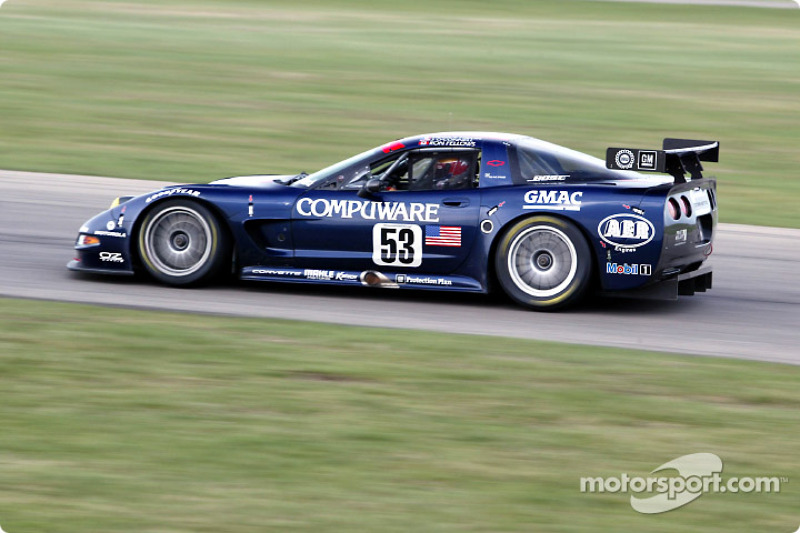 New C5-R Corvette ready for 24 Hours of Le Mans