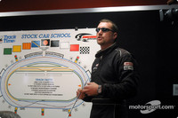 BUSCH: Media track time at Michigan International Speedway