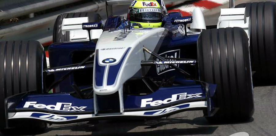 Scorching pole position for Ralf in Monaco GP
