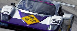 Grand-Am Borcheller puts Bell Motorsports on pole at Fontana