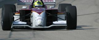 IndyCar CHAMPCAR/CART: Junqueira on Laguna Seca provisional pole