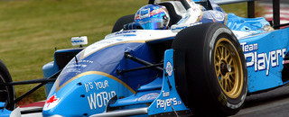 IndyCar CHAMPCAR/CART: Tracy takes pole from Jourdain in Portland