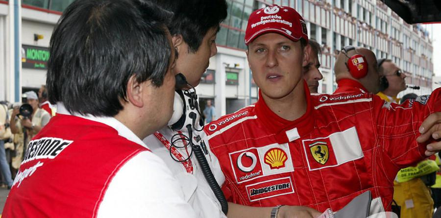 Schumacher unhappy with different attitudes
