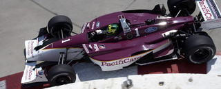 IndyCar CHAMPCAR/CART: Junquiera leans on Friday time to claim Denver pole