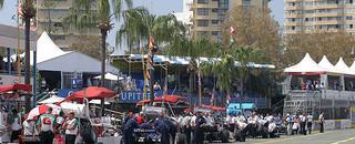 IndyCar CHAMPCAR/CART: Fun in the sun at Surfers Paradise
