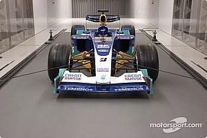 Formula 1 Sauber presents new wind tunnel