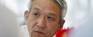 Formula 1 Tomita new ToyotaF1 team principal